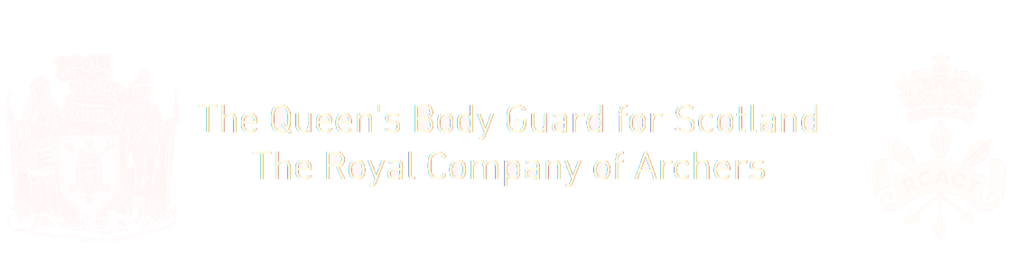 The Queens Bodyguard | Royal Company of Archers